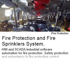 Fire Protection: industrial software automation